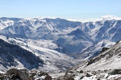 Los Andes Fotografía de archivo libre de regalías