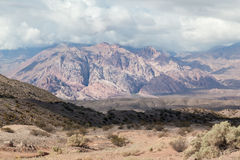 Los Andes la Argentina Foto de archivo libre de regalías