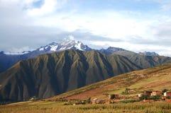 Los Andes - Perú fotografía de archivo