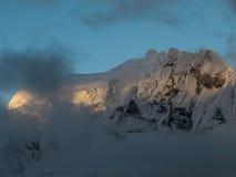 Los Andes peruanos #7 Fotos de archivo libres de regalías