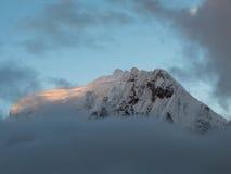 Los Andes peruanos #5 Imagen de archivo