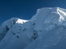 Los Andes peruanos #1 Imagen de archivo libre de regalías