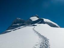 Los Andes peruanos #2 Fotos de archivo
