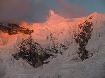Los Andes peruanos #4 Imágenes de archivo libres de regalías