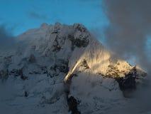 Los Andes peruanos #11 Imagen de archivo