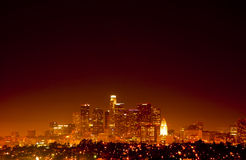 Los Angeles royalty free stock photography