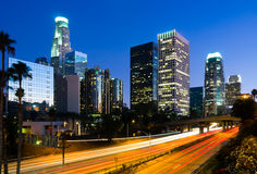 Los Angeles royaltyfri foto
