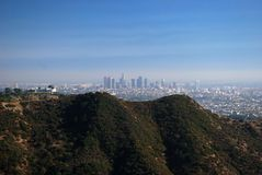 Los Angeles Royalty Free Stock Images