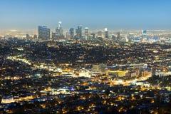 Los Angeles Стоковые Фотографии RF