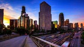 Los Angeles stock video