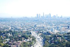 Los Angeles Lizenzfreie Stockfotos
