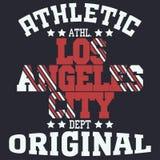 Los Angeles illustration de vecteur