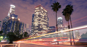 Los Angeles Photographie stock