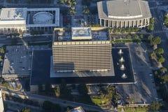 Los Angeles-Abteilung des Wassers und des Energie-Hauptsitz-Errichtens Stockbilder