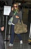 LOS ANGELES-Actress Natalie Portman is seen at LA Royalty Free Stock Photos