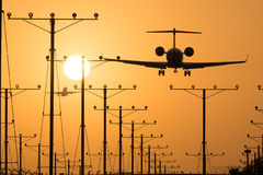 Los Angeles Airport Stock Image