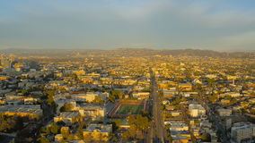 Los Angeles-Antenne stock footage