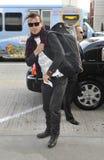 LOS ANGELES - APRIL 24: Rocker Gavin Rossdale LAX Royalty Free Stock Photo