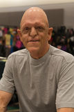 Michael Berryman at the Days of the Dead 2013 Convention - Conve. LOS ANGELES - APRIL 05 :  Michael Berryman at the Days of the Dead 2013 Convention - Convention Stock Image