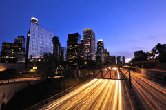 Los Angeles Architecture Stock Images