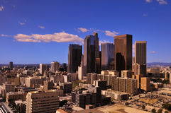 Los Angeles Architecture Royalty Free Stock Image
