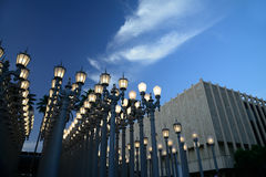 Los Angeles architecture Stock Photography