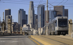 Los Angeles Architecture Royalty Free Stock Images
