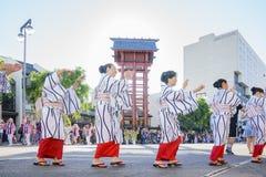 Superb Nisei Week Festival at Little Tokyo Royalty Free Stock Image