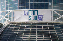 Los Angeles Auto Show Royalty Free Stock Photos