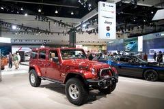 Los Angeles Auto Show Stock Photography
