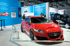 Los Angeles Auto Show Stock Images