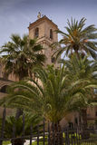 Los Angeles bazylika Santa Maria Assunta. zdjęcia royalty free