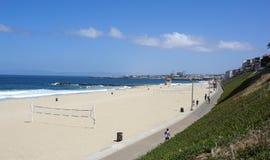 Los Angeles beach stock photo