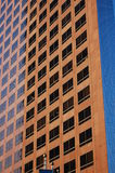 Los Angeles Building. Los Angeles downtown hi-rise building, finanical district Stock Images