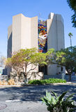 Los Angeles, CA. The Catholic Church. Basil's on Wilshire. Los Angeles-City of Angels — city in the United States in southern California located on the Stock Photography