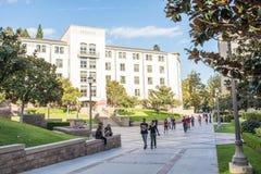 UCLA Residence Halls Stock Photography