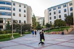 UCLA Residence Halls Royalty Free Stock Photography