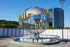Los Angeles, CA. A sign of the Studio universal. The Studio universal in Hollywood called entertainment capital of Los Angeles, is one of the main attractions of Stock Photos
