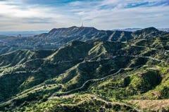 Los Angeles Calif?rnia fotografia de stock