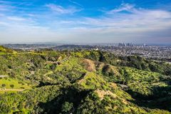 Los Angeles Calif?rnia imagem de stock