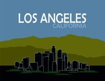Los Angeles California Fotografia Stock Libera da Diritti