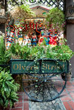 LOS ANGELES, CALIFORNIA - AUGUST 10 : Olvera Street Los Angeles Stock Photo