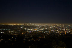 Los Angeles, California Royalty Free Stock Photos