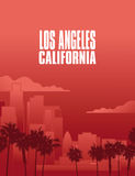 Los angeles california Stock Images