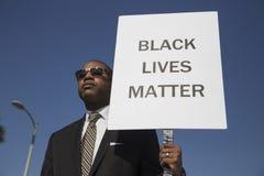 Los Angeles, California, U.S.A., il 19 gennaio 2015, trentesimo Martin Luther King Jr annuale Parata di giorno di regno, il nero  Immagine Stock