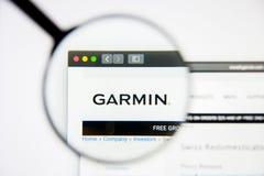 Free Los Angeles, California, USA - 5 March 2019: Garmin Website Homepage. Garmin Logo Visible On Display Screen Stock Photo - 190732250