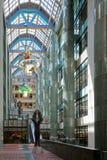 LOS ANGELES, CALIFORNIA/USA - LIPIEC 28: Los Angeles biblioteka w L Obraz Stock