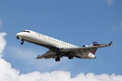 Delta Connection (Comair) Bombardier CRJ-701 Royalty Free Stock Photo