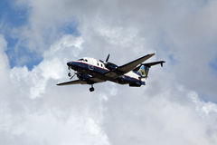 Great Lakes Airlines Beech 1900D Royalty Free Stock Photo