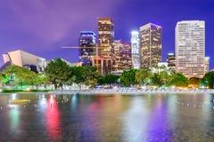 Los Angeles, California, USA  Skyline Stock Photography